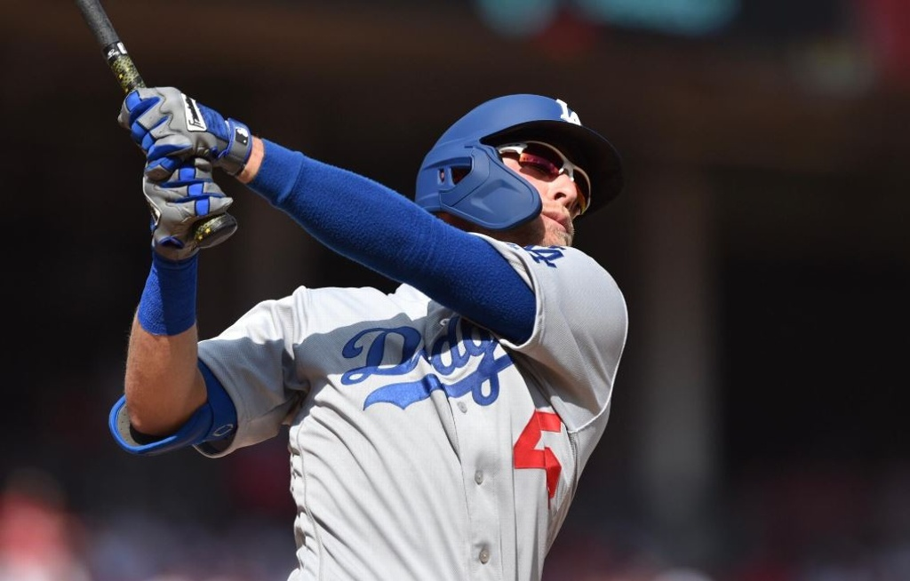 MLB: Dodgers intratables ante los Reds