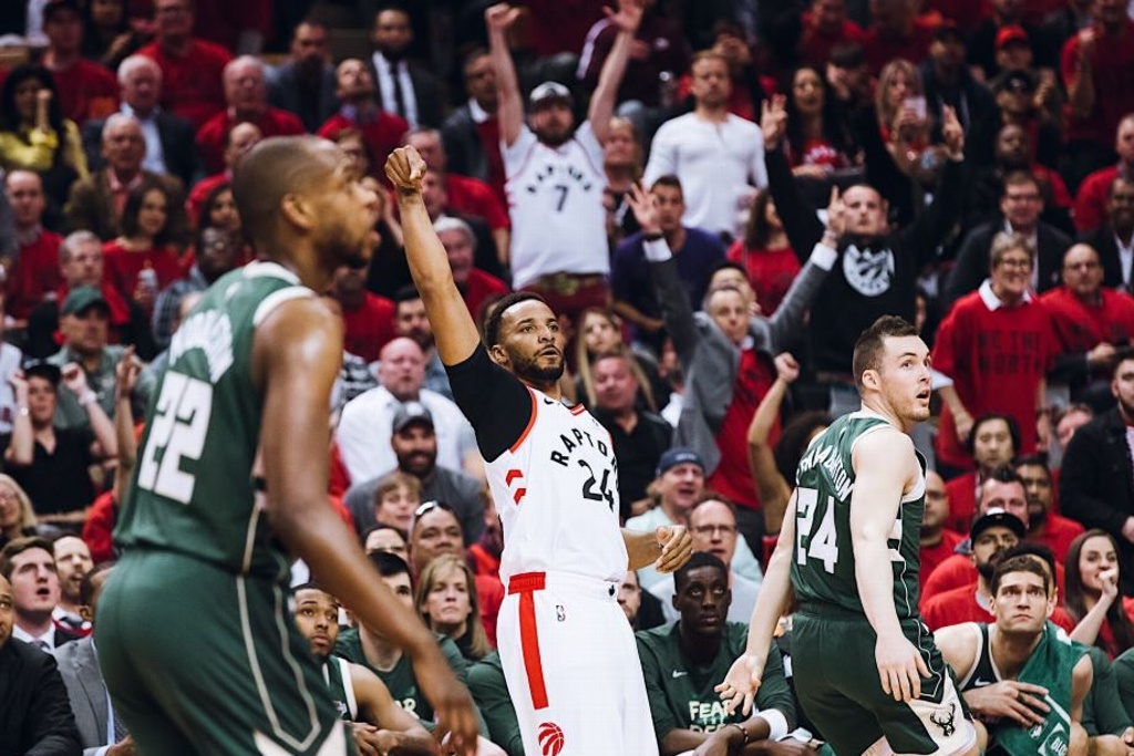 NBA Playoffs: Raptors ganan y empatan la Final del Este