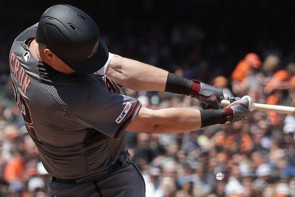 MLB: Diamantes domingan a los Gigantes