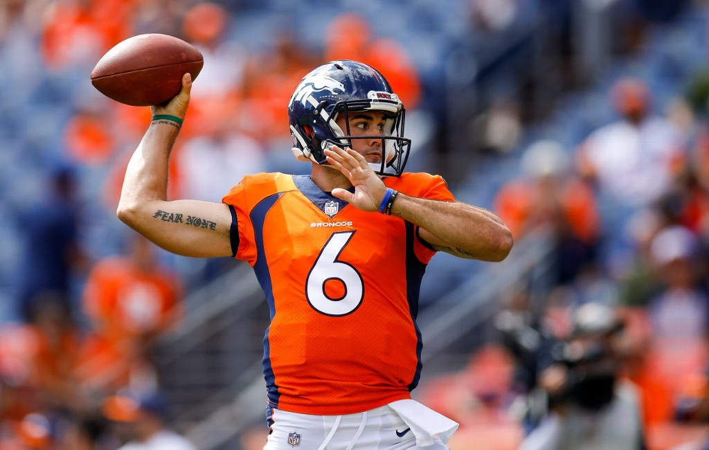 NFL suspende a Chad Kelly