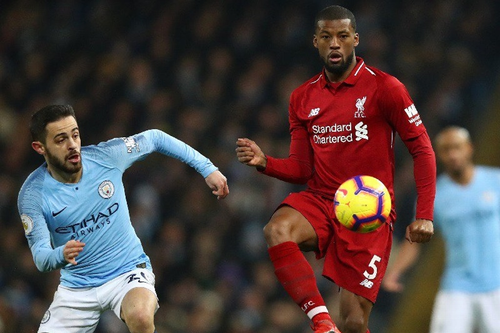 Liverpool y Manchester City pelearán en Wembley por el Community Shield
