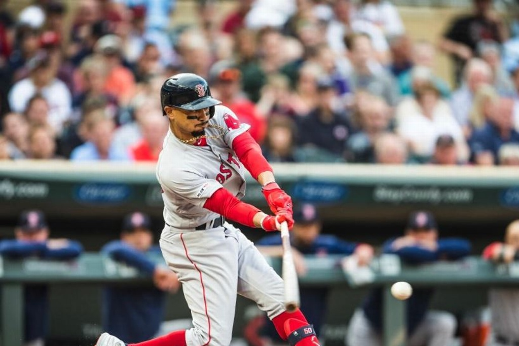 MLB: Boston reacciona y vence a los Mellizos