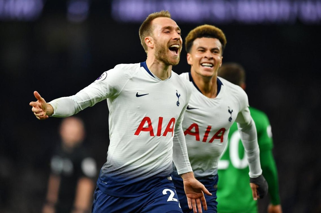¡Eriksen cerca del Real Madrid!