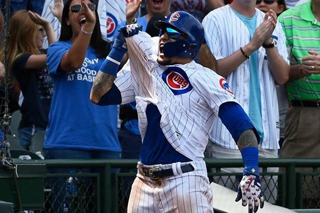 MLB: Cubs tunden a los Mets