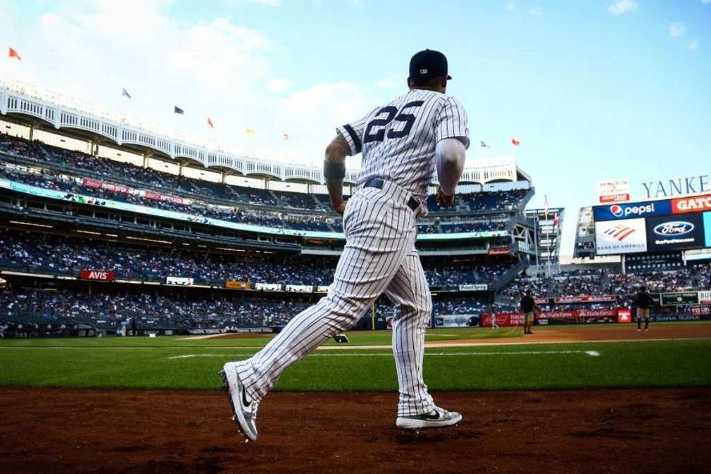 MLB: Yankees aplastan a los Blue Jays
