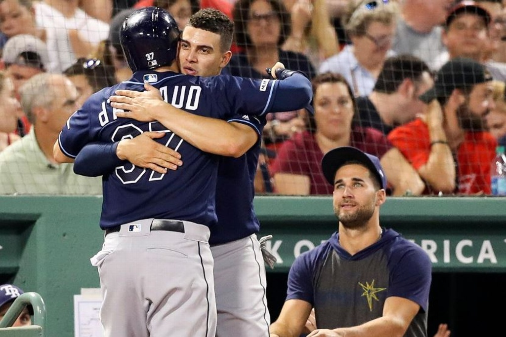 MLB: Boston pierde ante los Rays