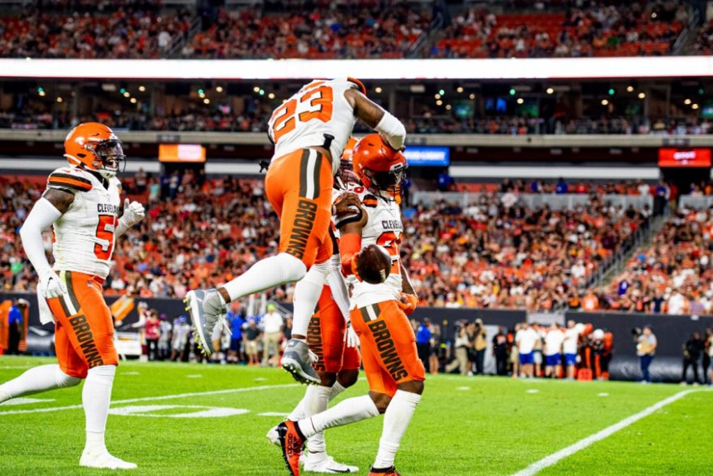 NFL: Browns ganan en pretemporada a Washington