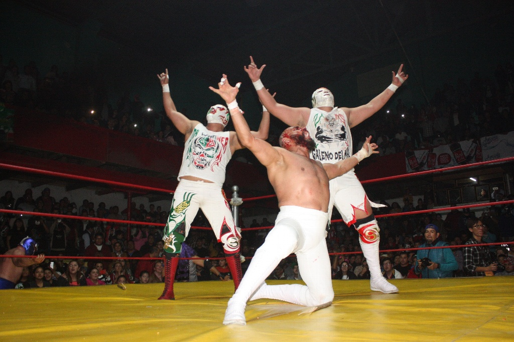Wagner Jr descarta retiro y derrota a Blue Demon Jr
