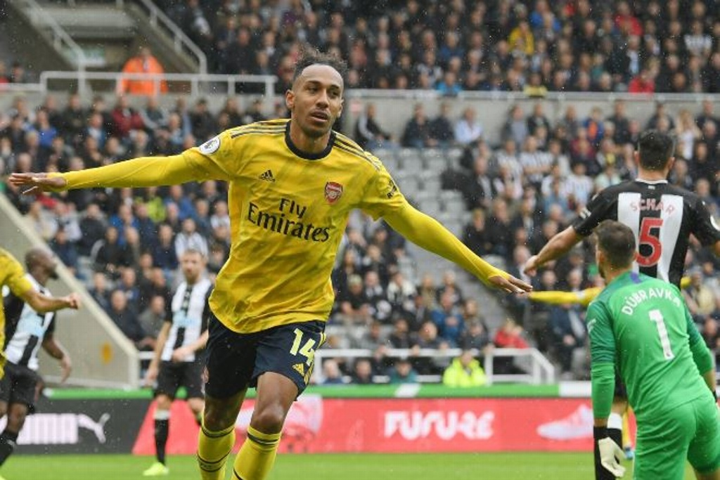 Por la mínima, Arsenal vence a Newcastle en Premier League