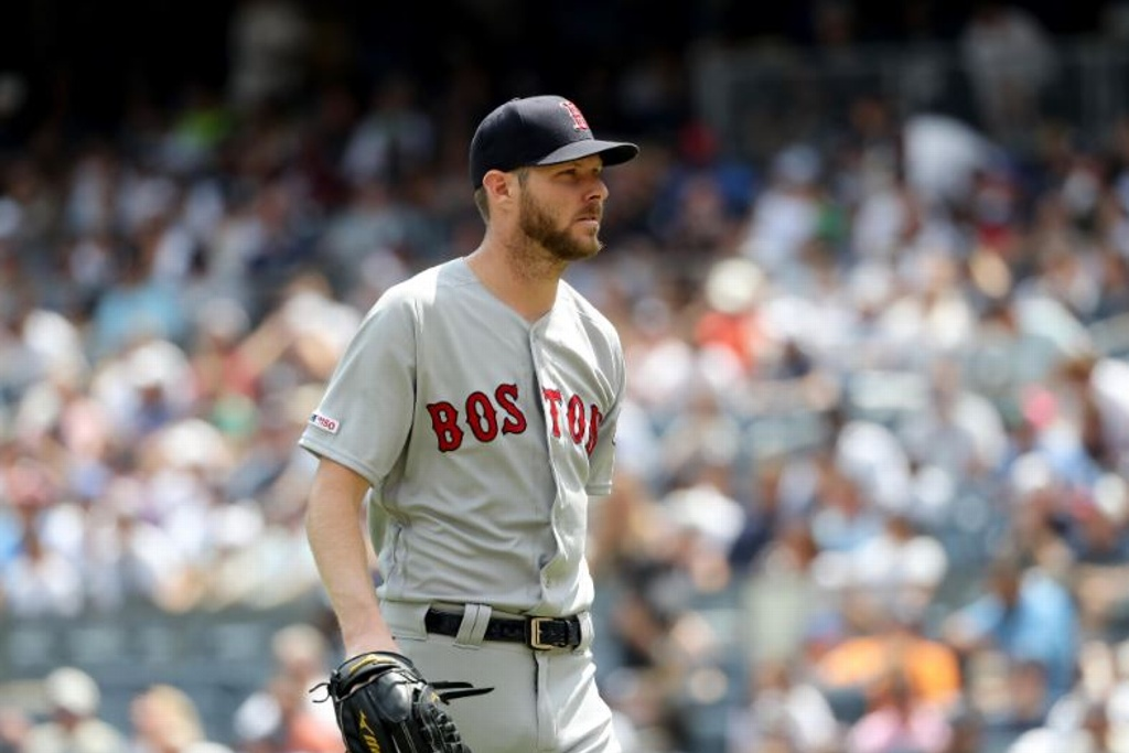 MLB: Boston ganan en 10 a los Indios