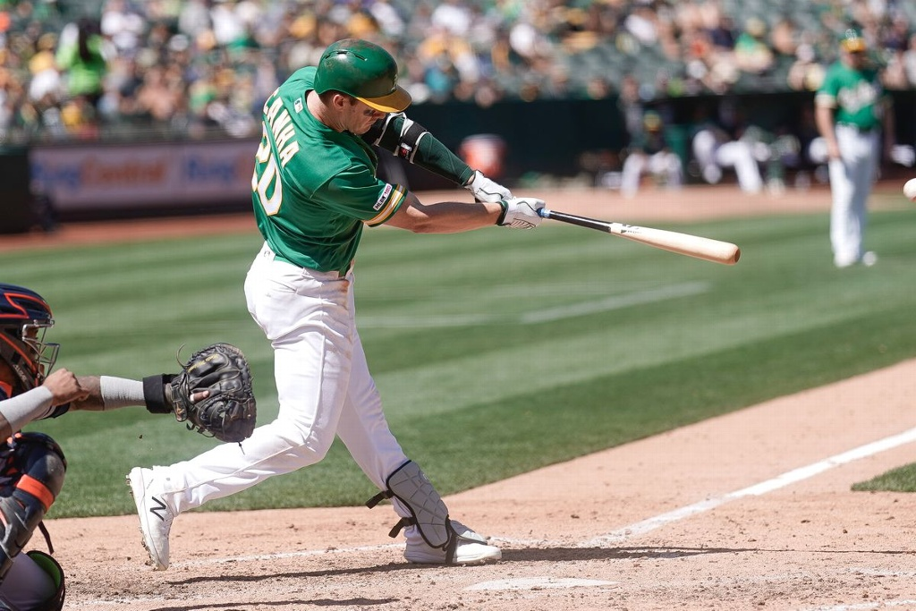 MLB: Athletics frenan a los Yankees