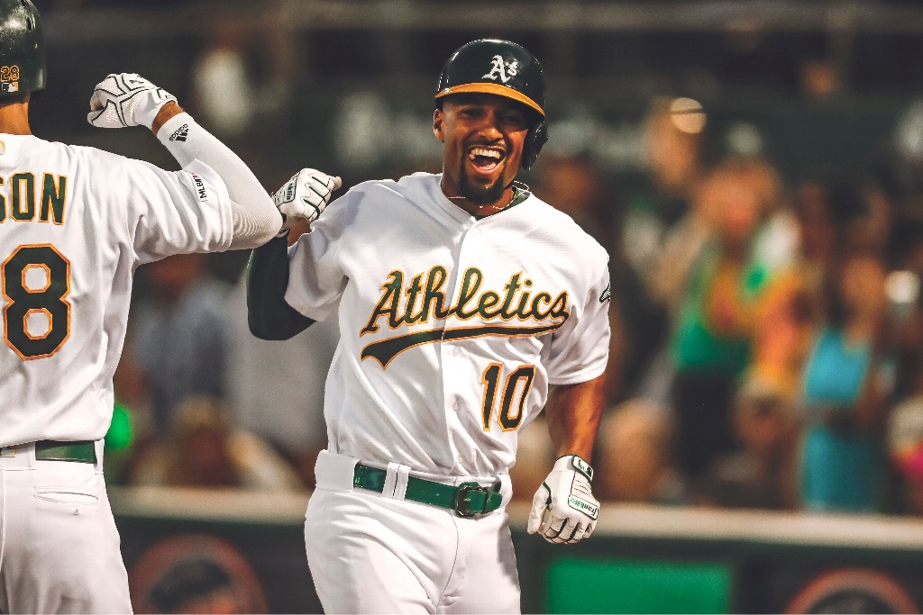 MLB: ¡Van dos!  Athletics vencen a los Yankees