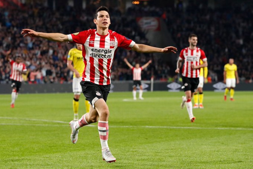 ¡#GraciasChucky! PSV despide al 'Chucky' Lozano con emotivo VIDEO