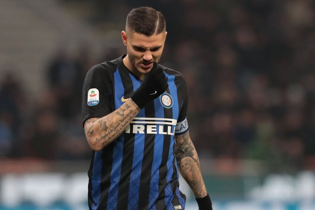 ¡Icardi demanda al Inter!