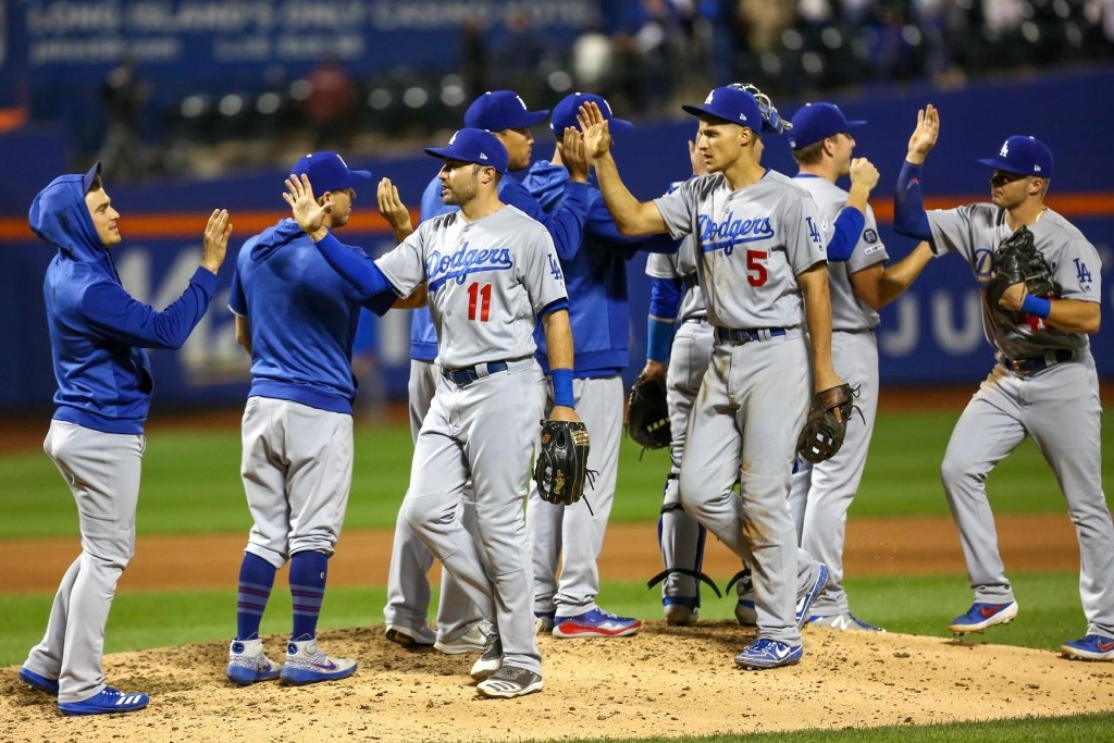 MLB: Dodgers aniquilan a los Mets