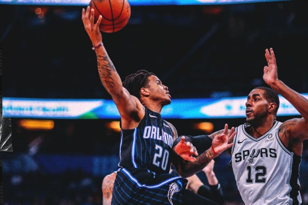 NBA: Magic vence a los Spurs