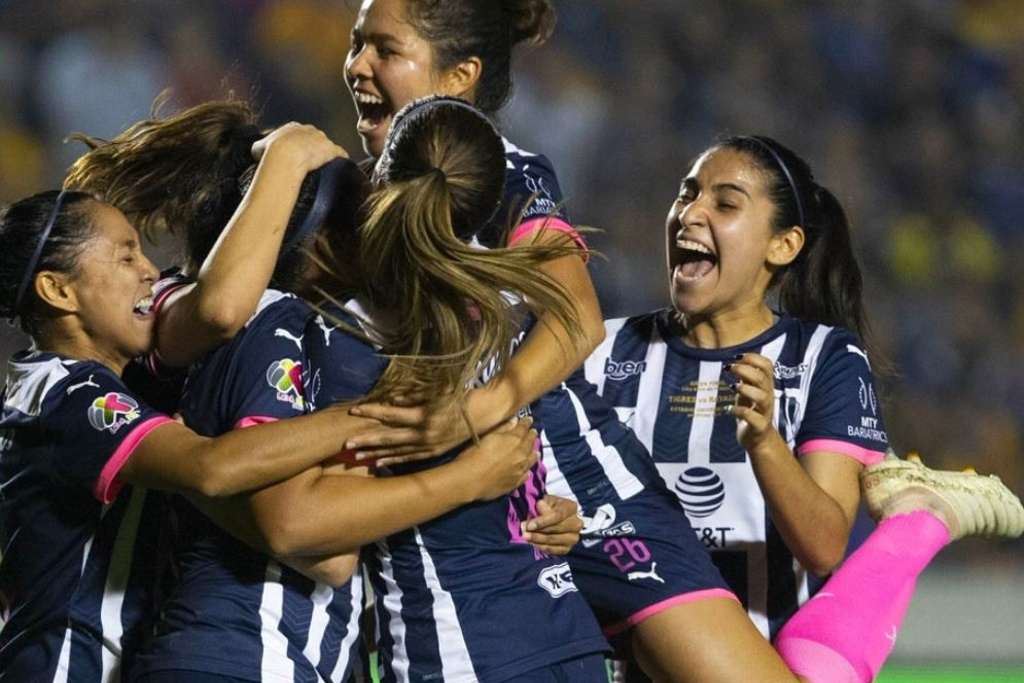 Sin suspendidas la Final de la LIga MX Femenil