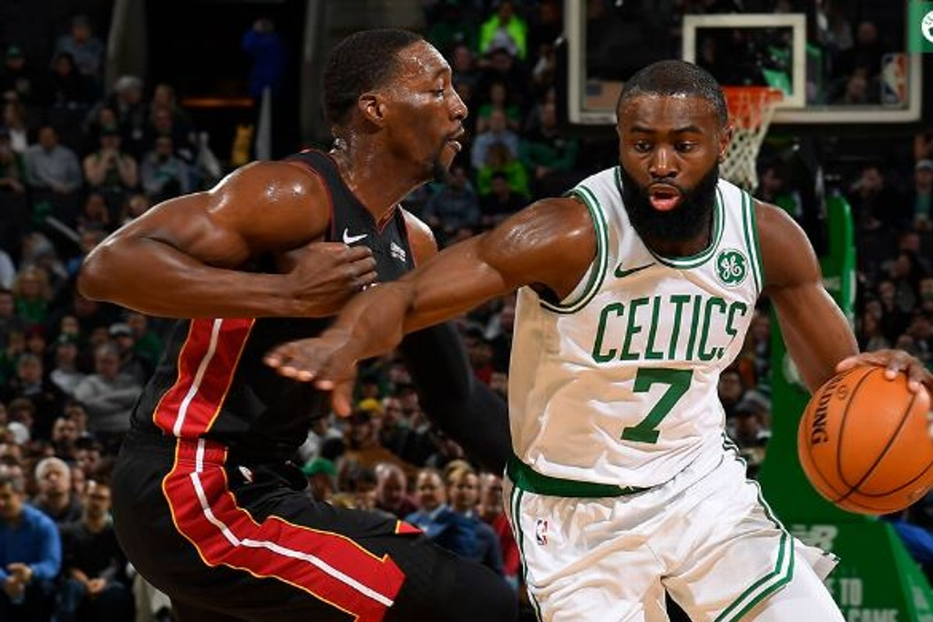 NBA: Celtics aplastan al Heat