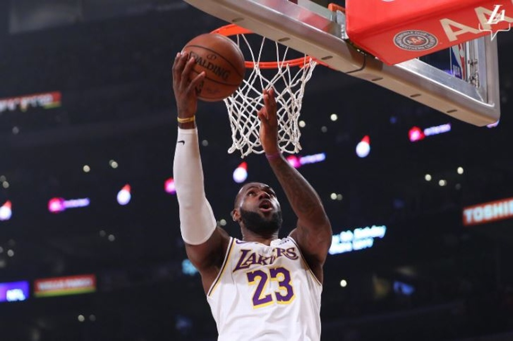 NBA: Lakers ganan a los Timberwolves