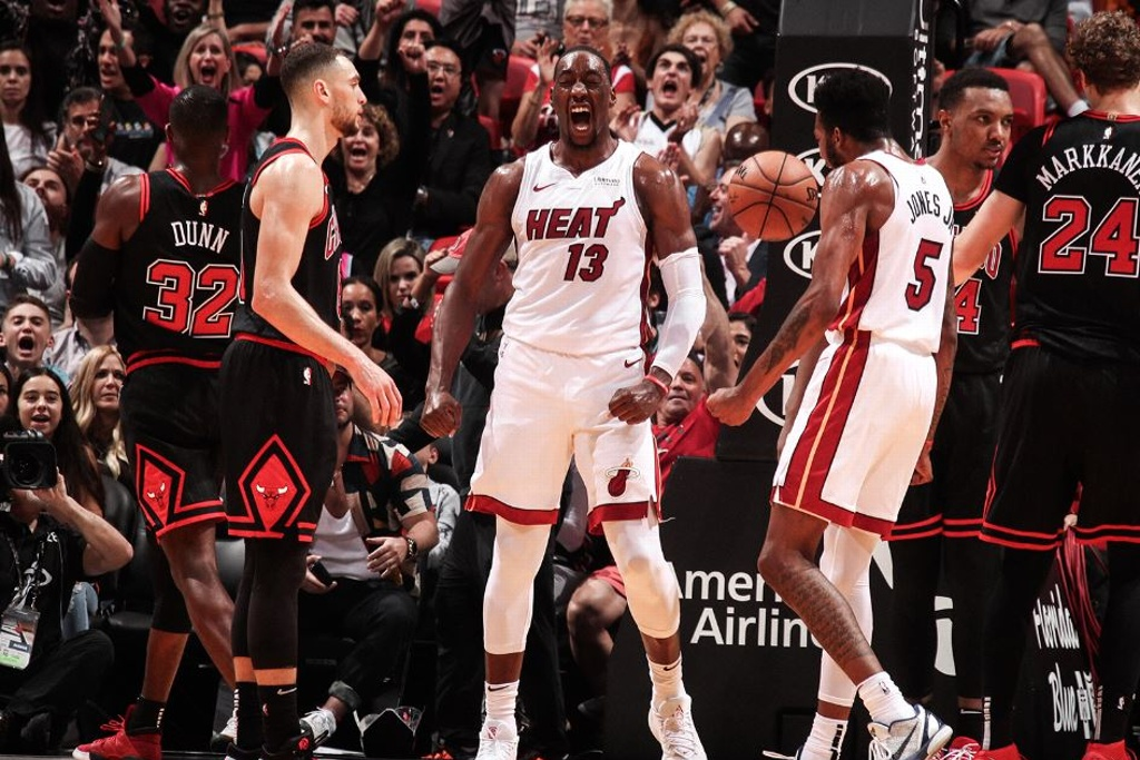NBA: Miami supera a los Bulls