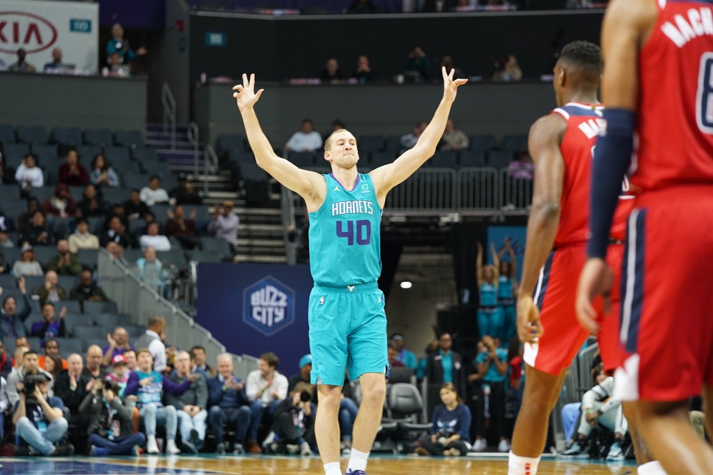 NBA: Hornets tunden a los Wizards