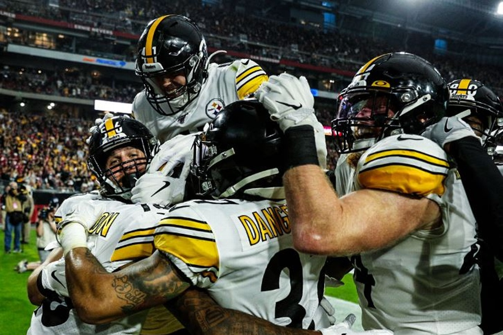NFL: Defensiva de Pittsburgh en su mejor momento