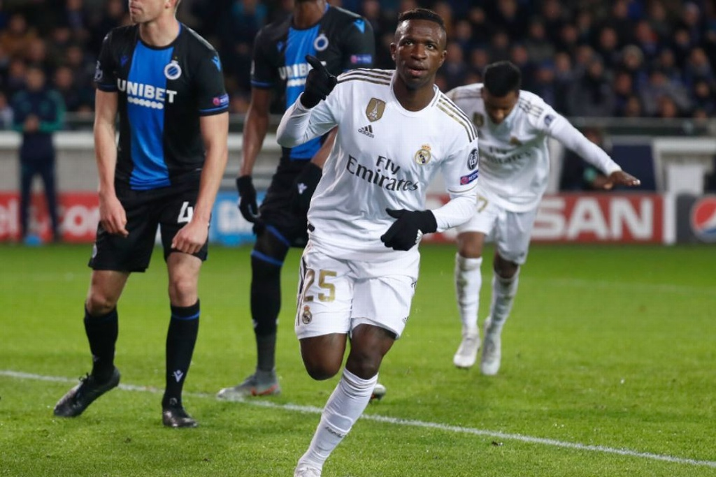 ¡Real Madrid tunde al Brujas!