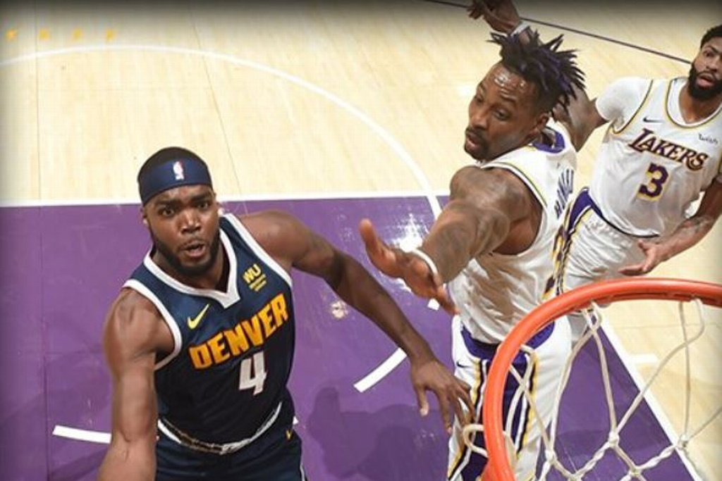 NBA: ¡Lakers pierden ante los Nuggets!