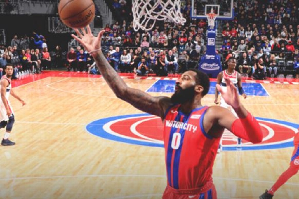 NBA: Pistons supera a los  Wizards