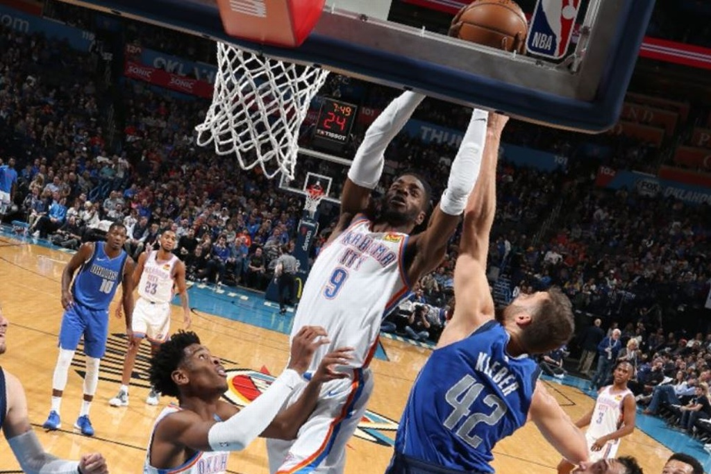 NBA: ¡Mavericks pierden ante el Thunder!