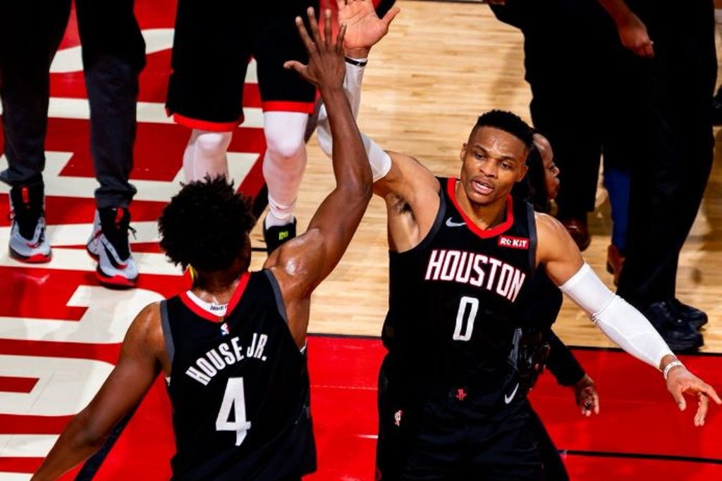 NBA: Rockets supera a los Nuggets