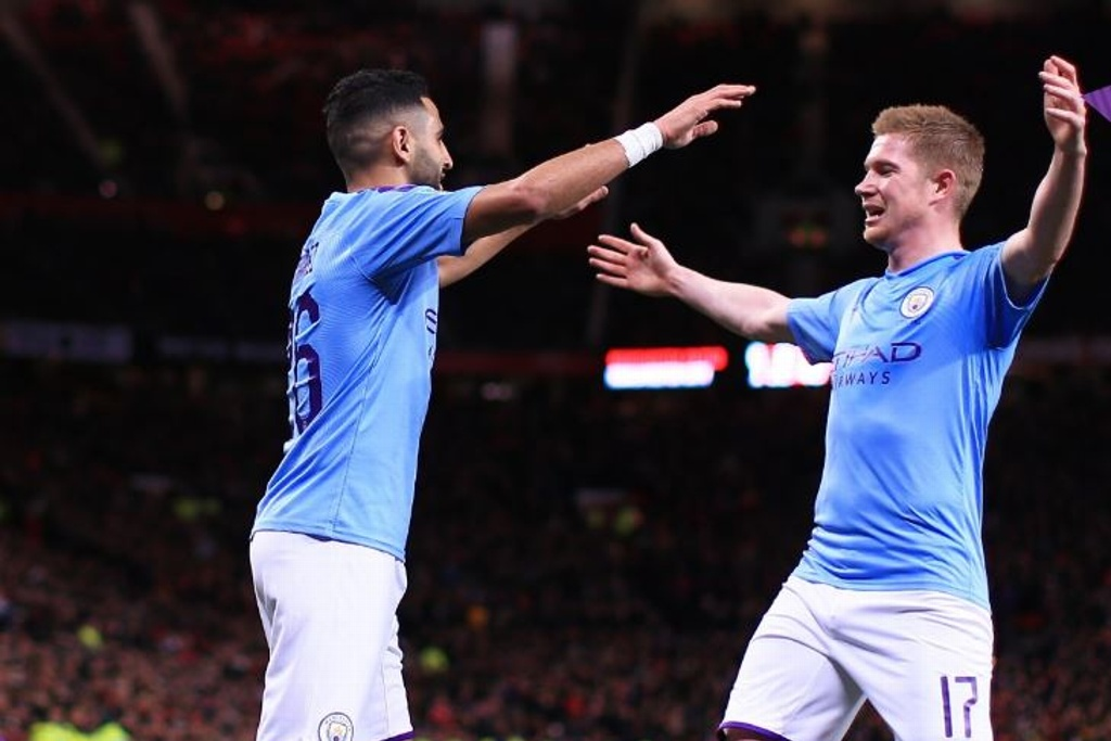¡Manchester City toma ventaja sobre el United en Capital One Cup!