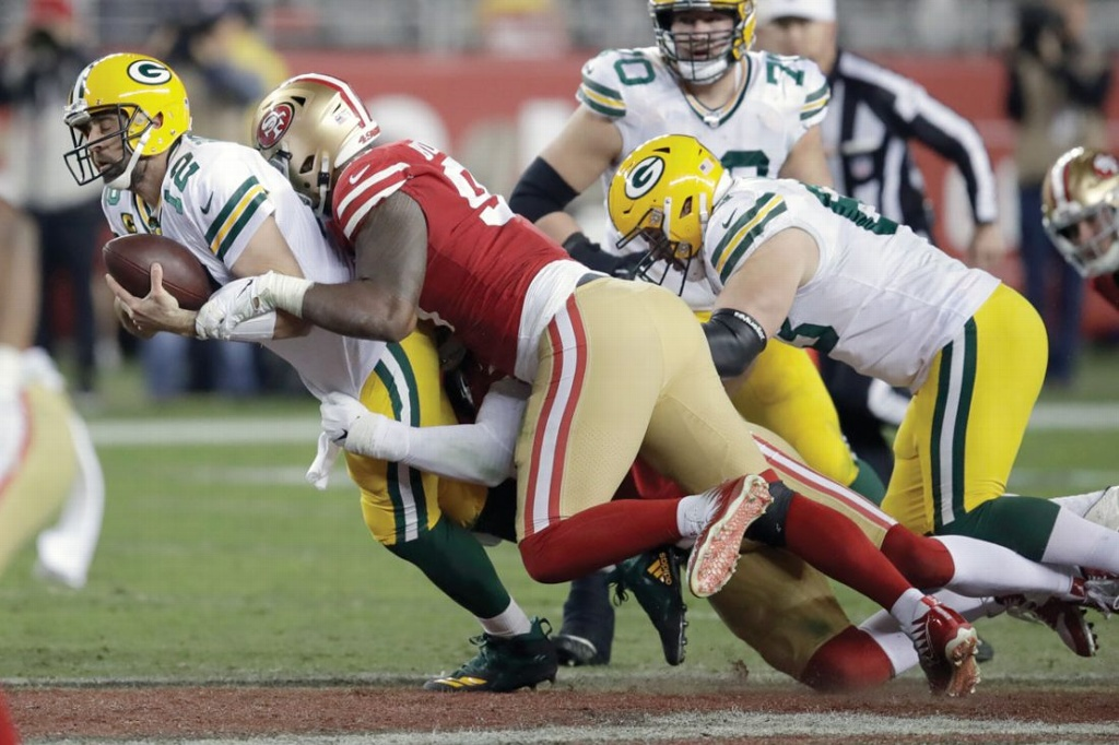 NFL: ¡49ers y Packers por un boleto al Super Bowl!