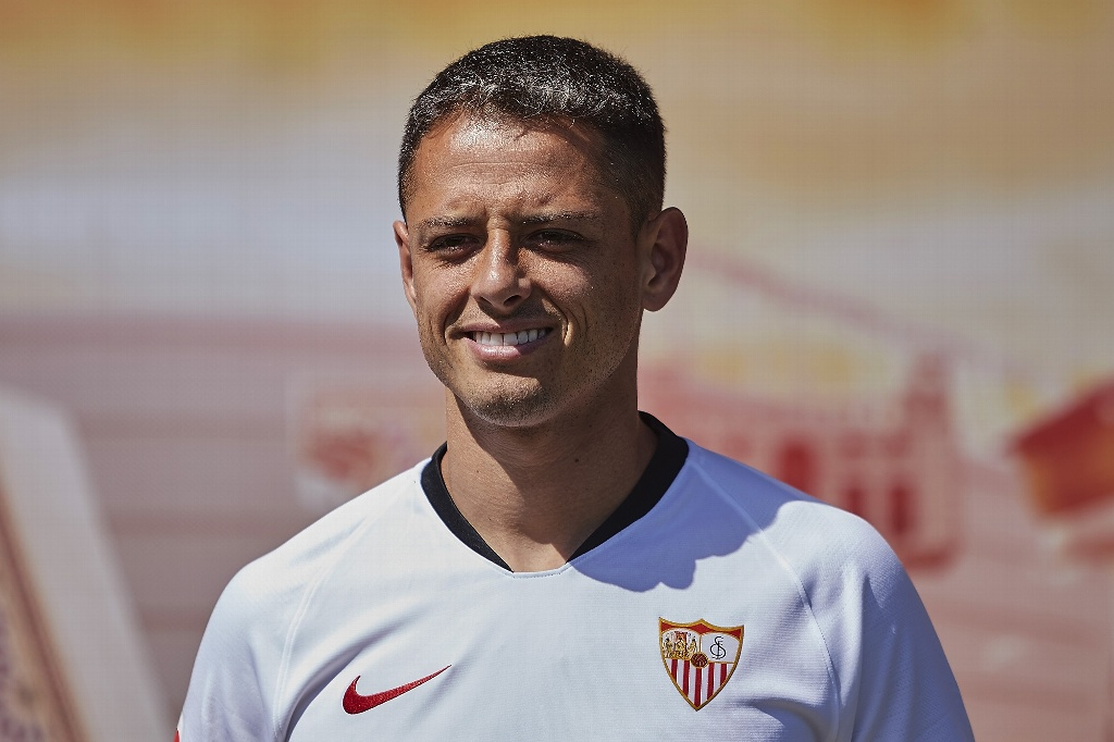 'Chicharito' se despide del Sevilla con emotiva carta