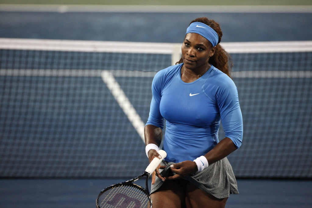 Serena Williams, imparable en el Abierto de Australia