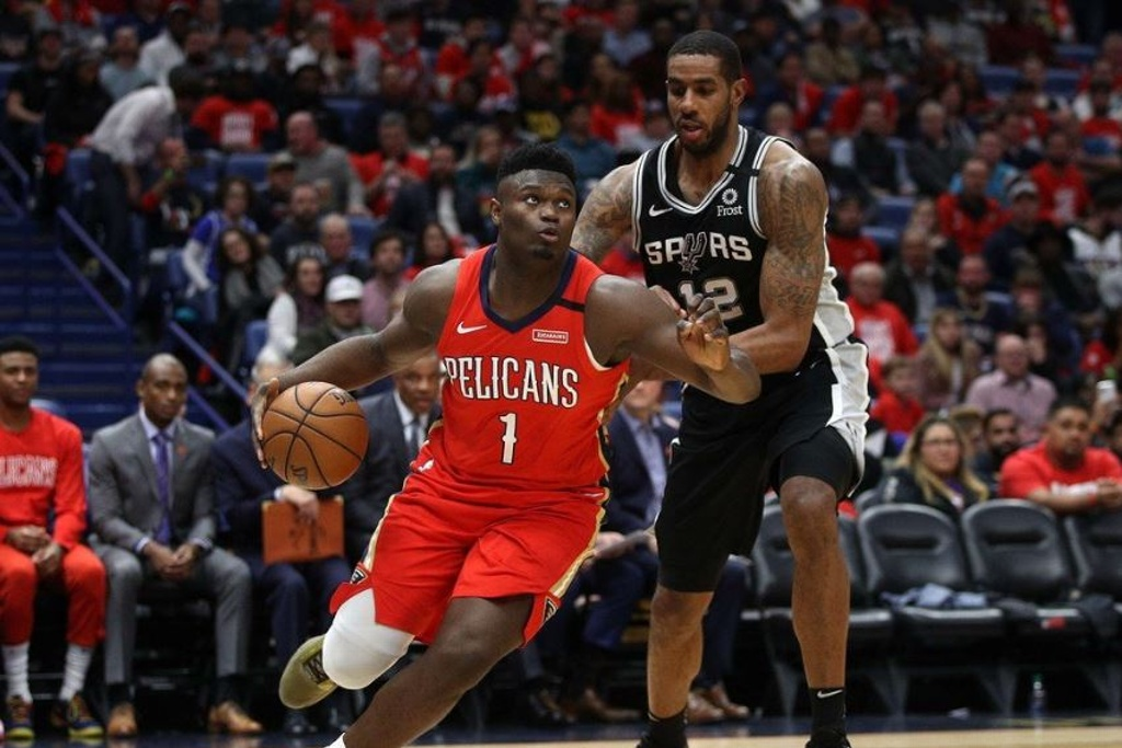 NBA: Zion Williamson debuta con derrota