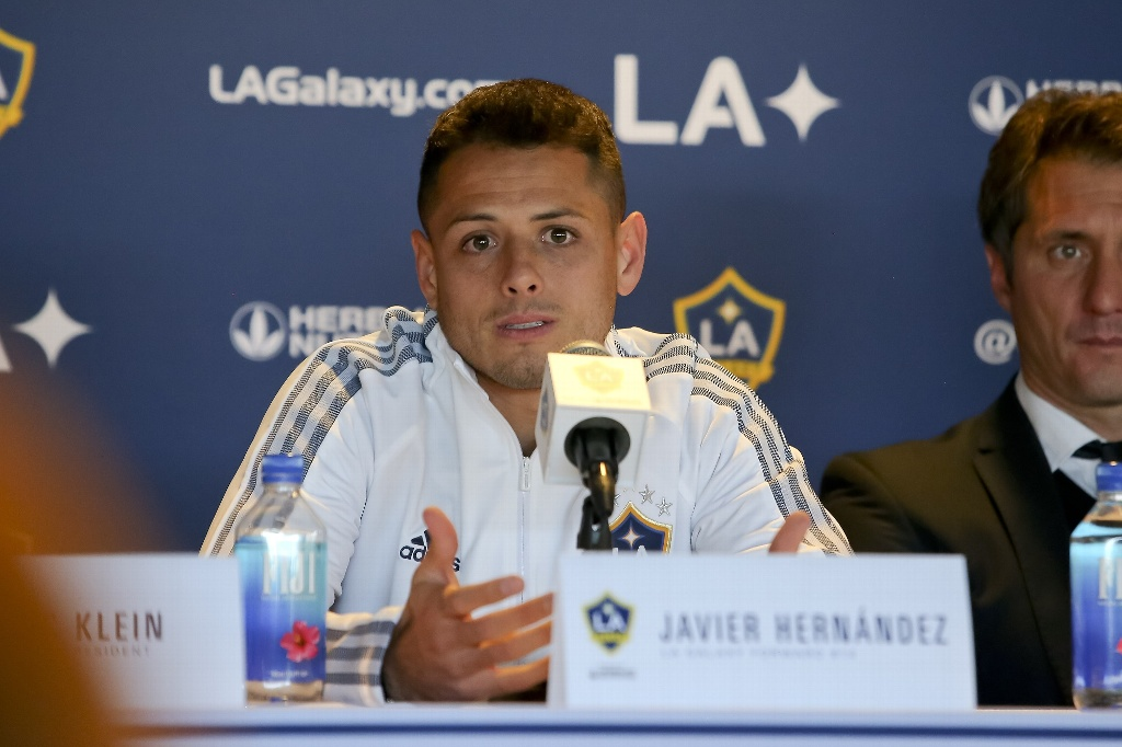 'Chicharito' define su concepto de humildad, dice haberse distorsionado