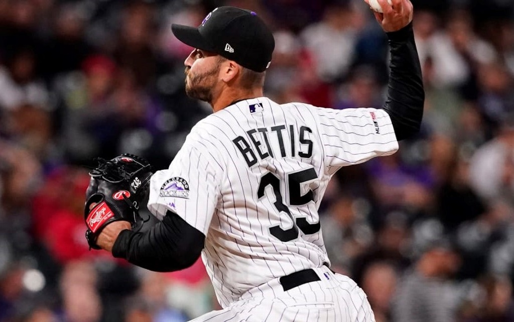 Ante lesión de Paxton, Yankees firman al pitcher Chad Bettis