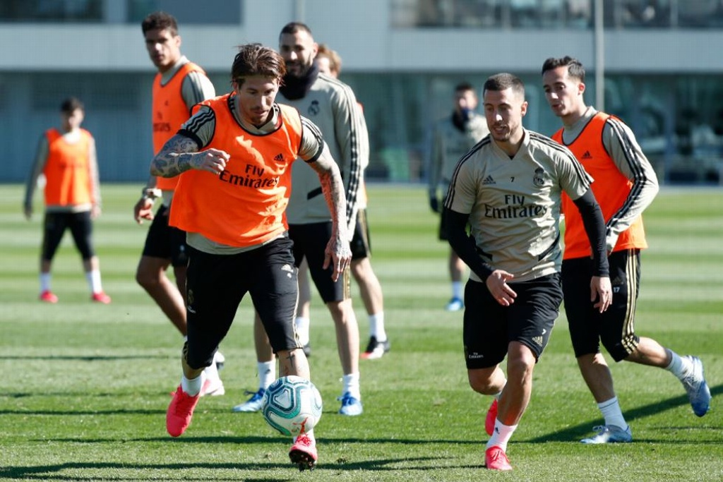 Real Madrid a defender liderato ante Levante