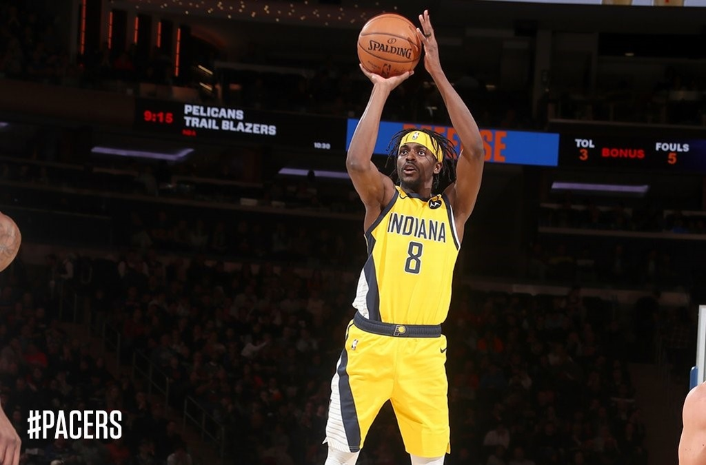 NBA: Pacers sale victorioso de Nueva York al vencer a Knicks