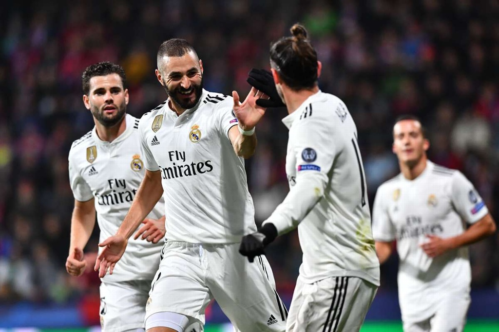 Real Madrid y Manchester City chocan en la Champions