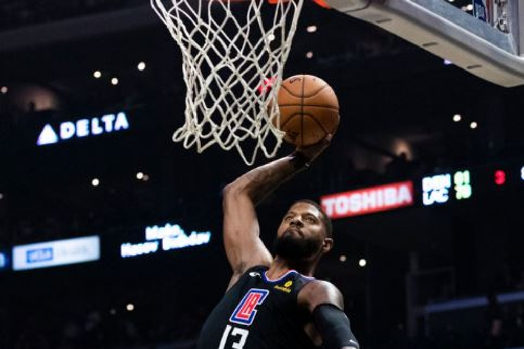 NBA: Clippers aplastan a los Nuggets
