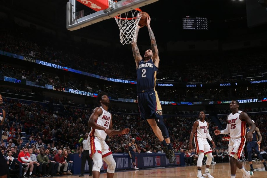 NBA: Pelicans supera al Miami Heat