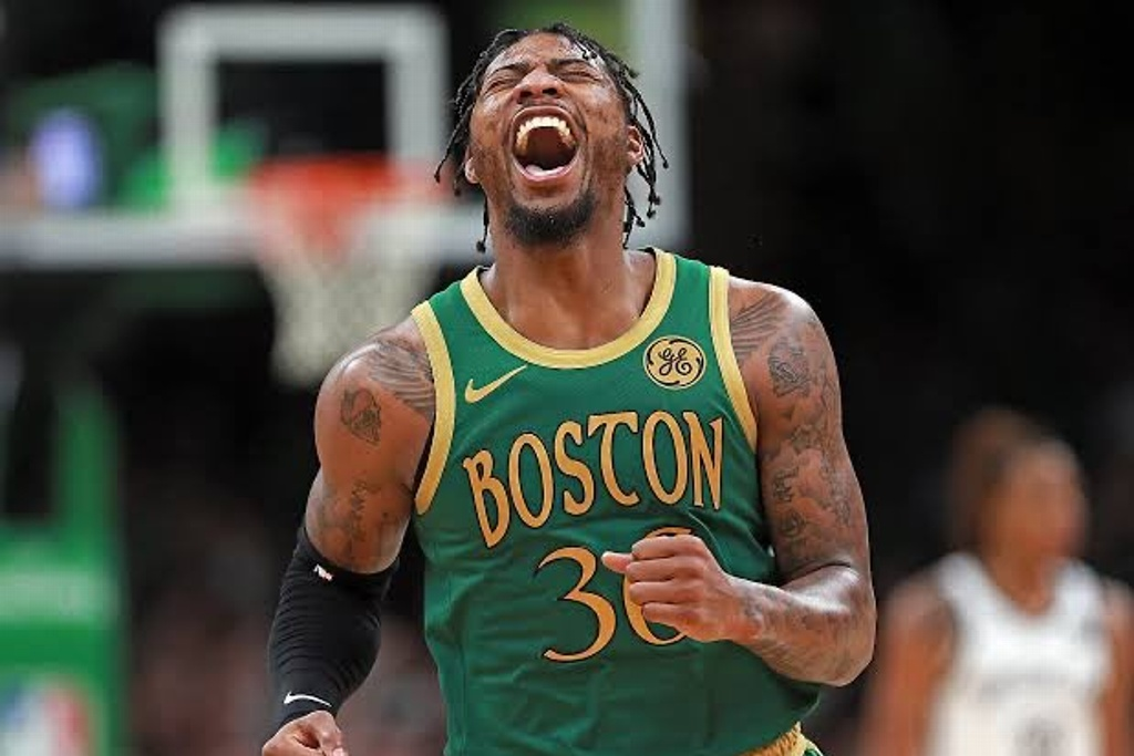 Marcus Smart, de Celtics de Boston, diagnosticado con Covid-19