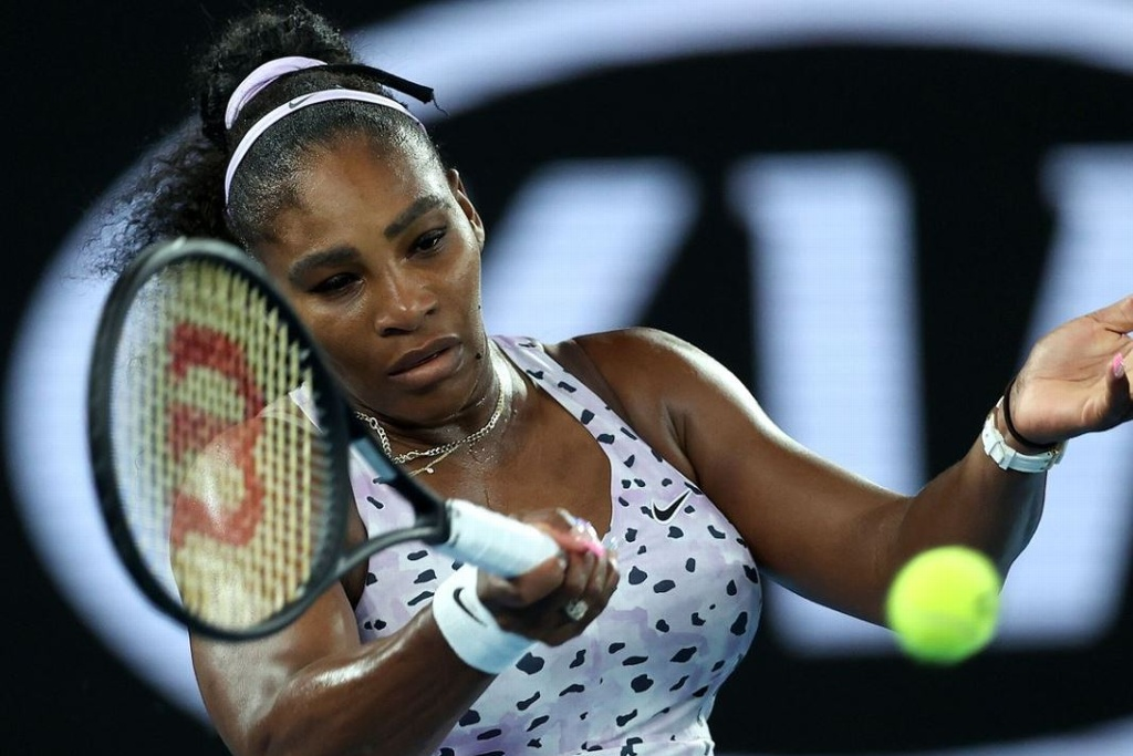 Serena Williams en estado de ansiedad por el coronavirus