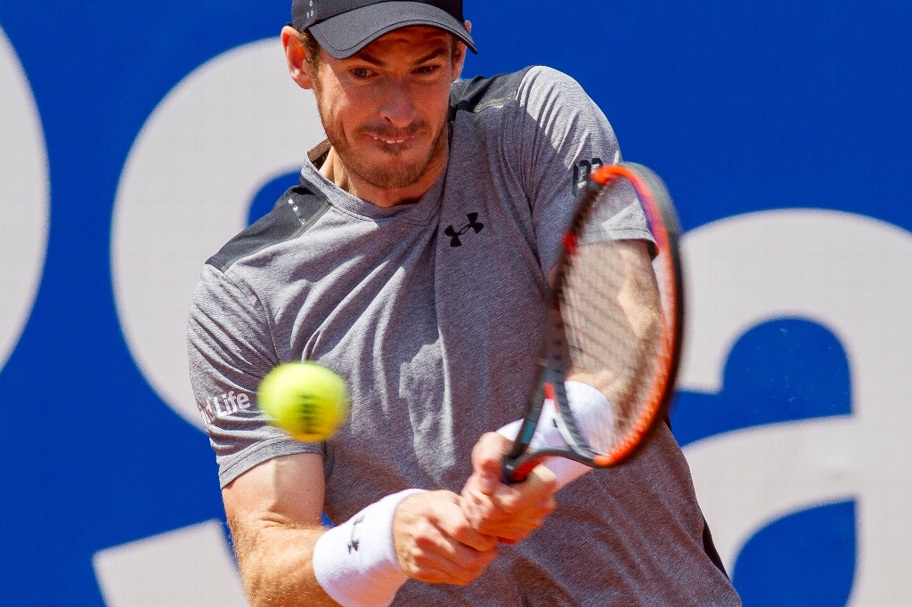 COVID-19 impide regreso de Andy Murray