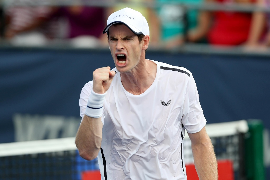 Andy Murray apoya a un hospital de Cambridge