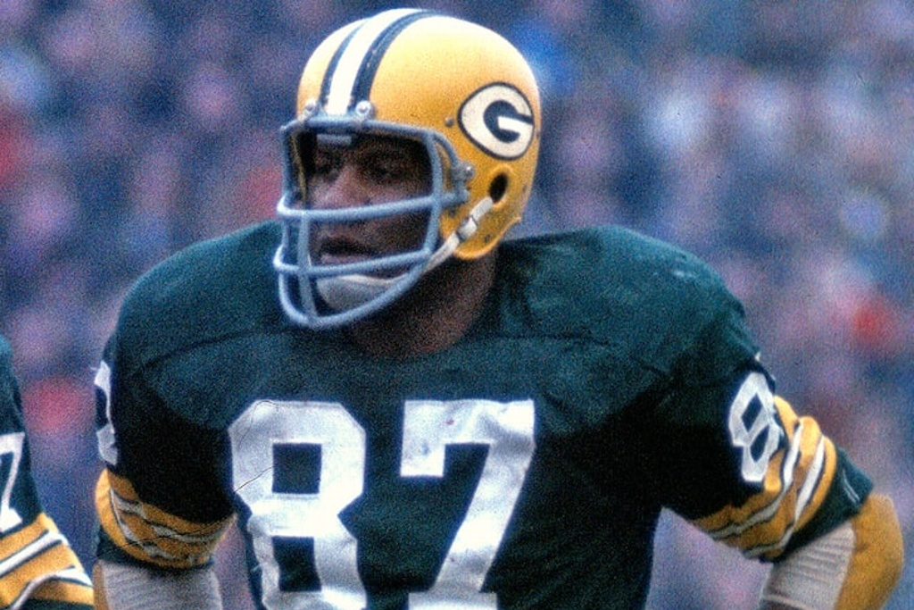 Fallece Willie Davis, leyenda de los Empacadores de Green Bay