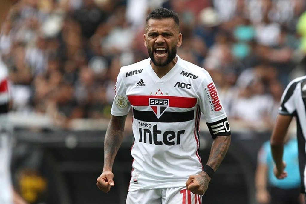 ¿Dani Alves a Boca Juniors?