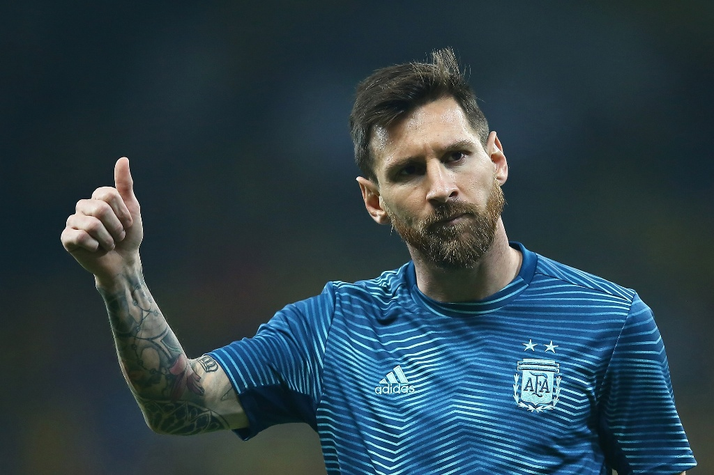 DT de Argentina descarta trato preferencial a Messi
